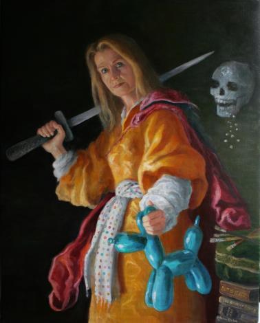 Kathleen Erin Lee at marion royael gallery