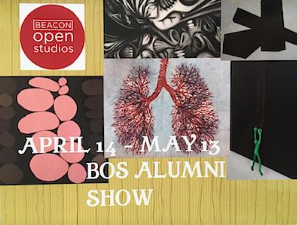 Beacon Open Studios at Big Mouth Coffee Roasters