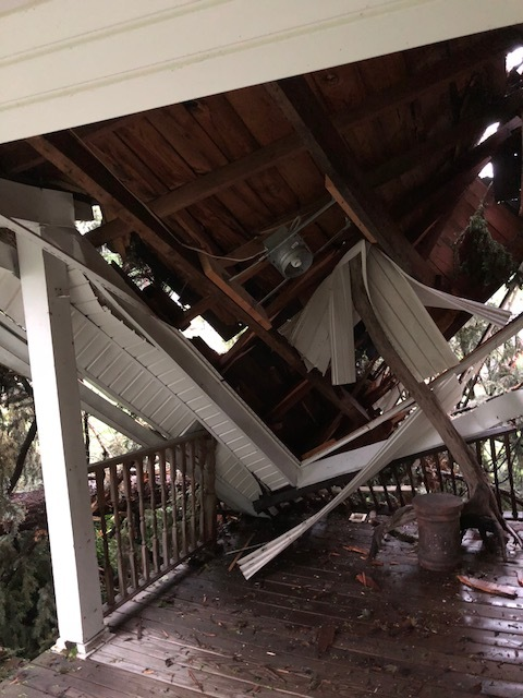 Ryan Samuelson's home on Washington Avenue in Beacon.  Photo Credit: Ryan Samuelson