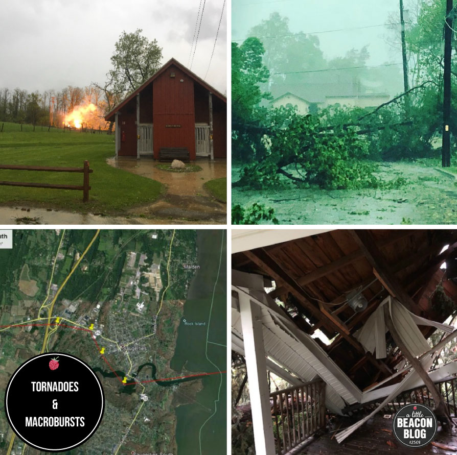The Storm Photos Macrobursts And Tornadoes Everywhere Ripping Down