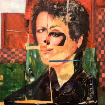 Patricia Di Bella Krager at the lofts at beacon gallery