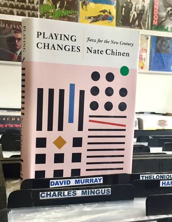 Nate Chinen Book Party at Binnacle Books