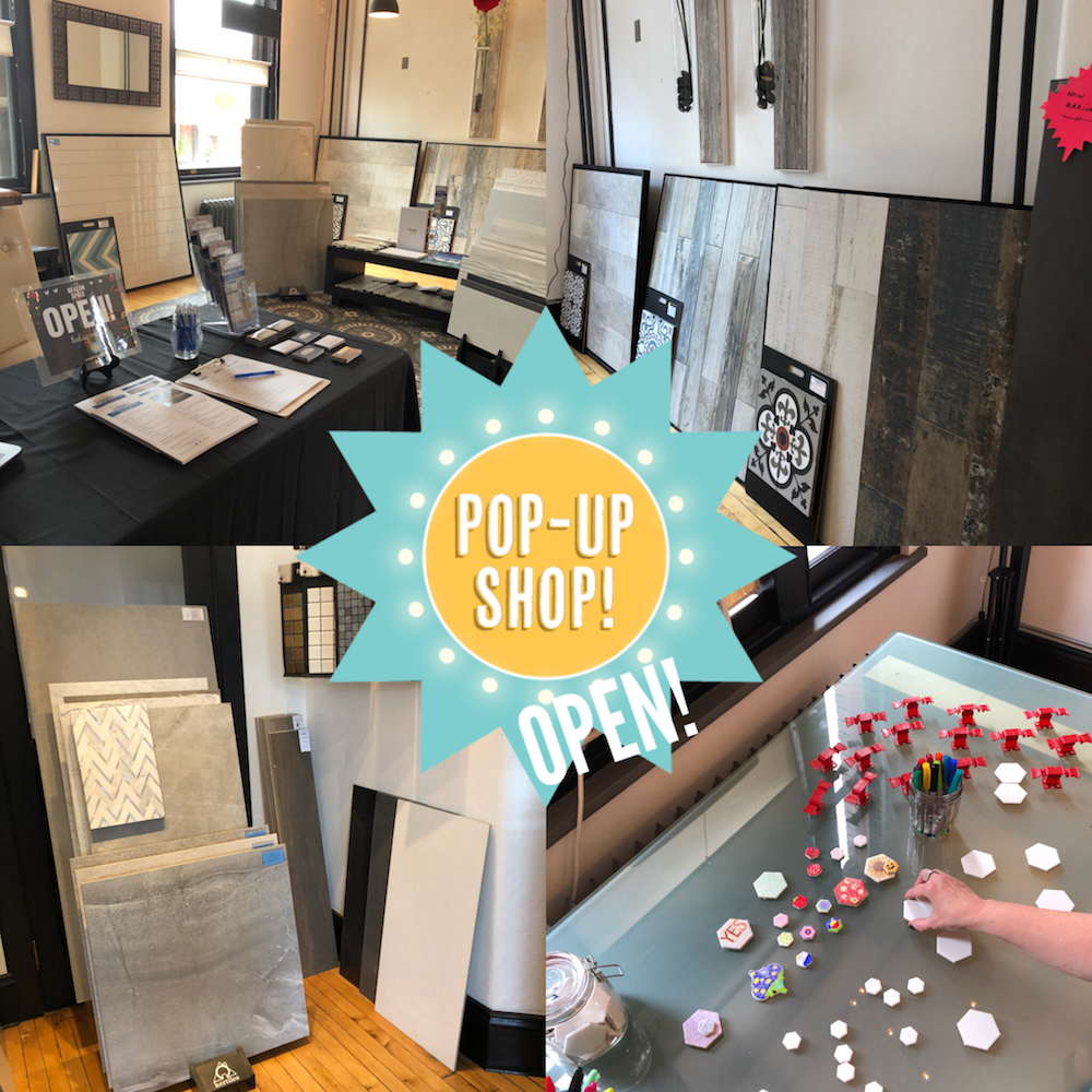 Pop-Up Shop Is OPEN! Walk Around Corrado\'s Design Showroom for ...