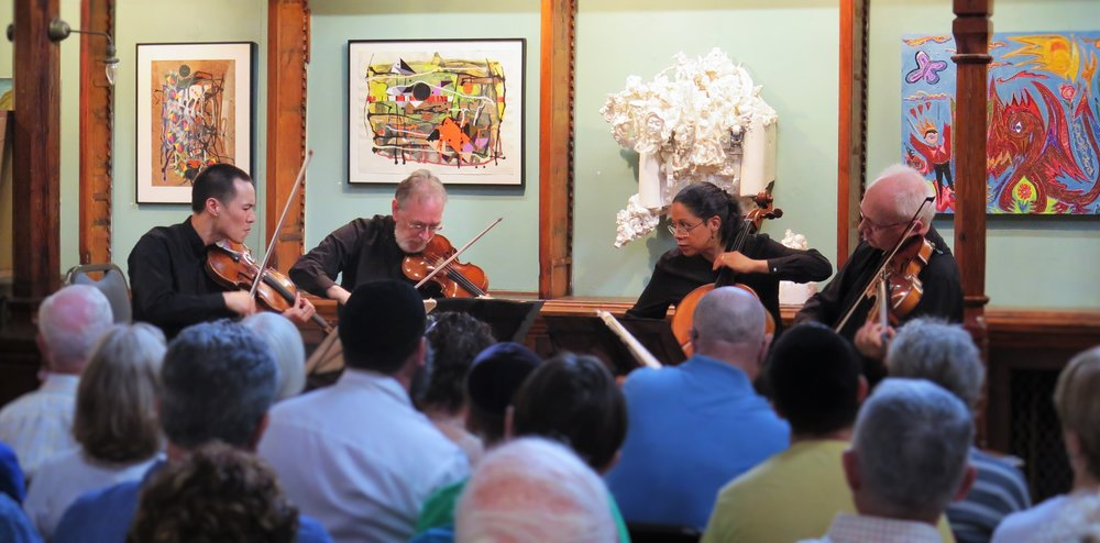 Photo Credit: Howland Chamber Music Circle