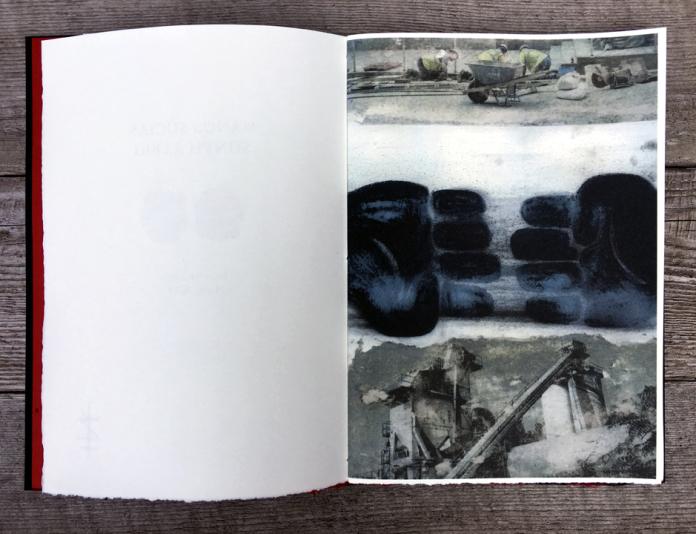 Manos Sucias/Dirty Hands , Greg Slick and Seán Monagle at Photo Book Works