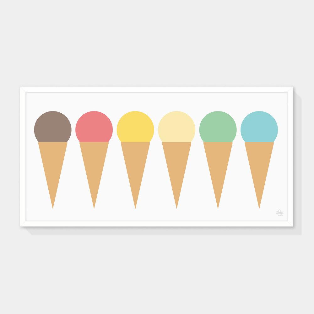 Ice-Cream-Cones-Panorama-Framed.jpg