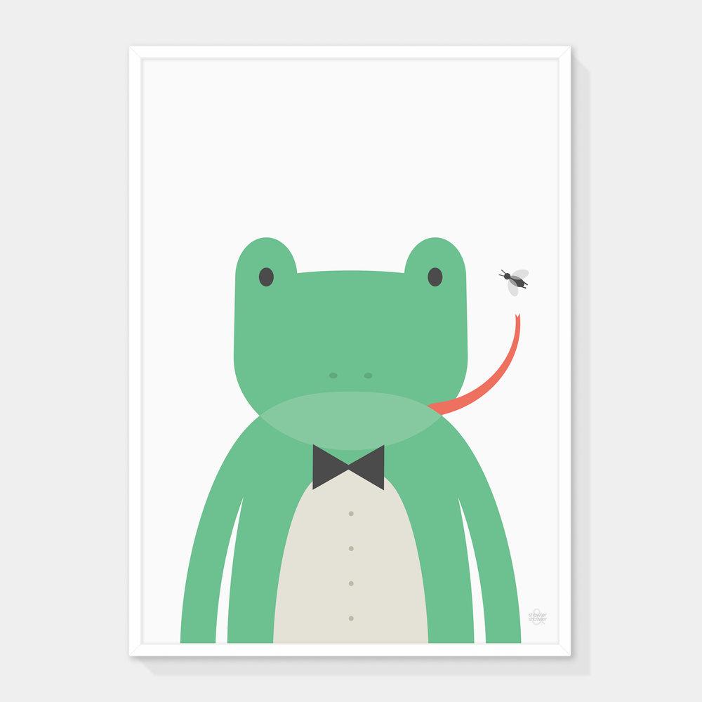 Green-Frog-Print-Framed.jpg