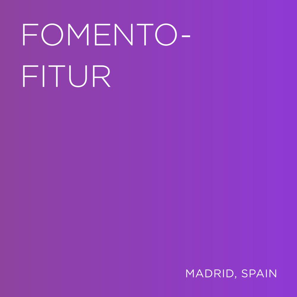 FOMENTO FITUR 2017