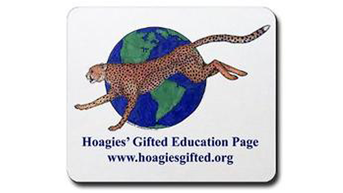Hoagies Gifted Education Page - The all-things-gifted site, full of resources, articles, books and links to help and support parents, teachers, and gifted children alike.