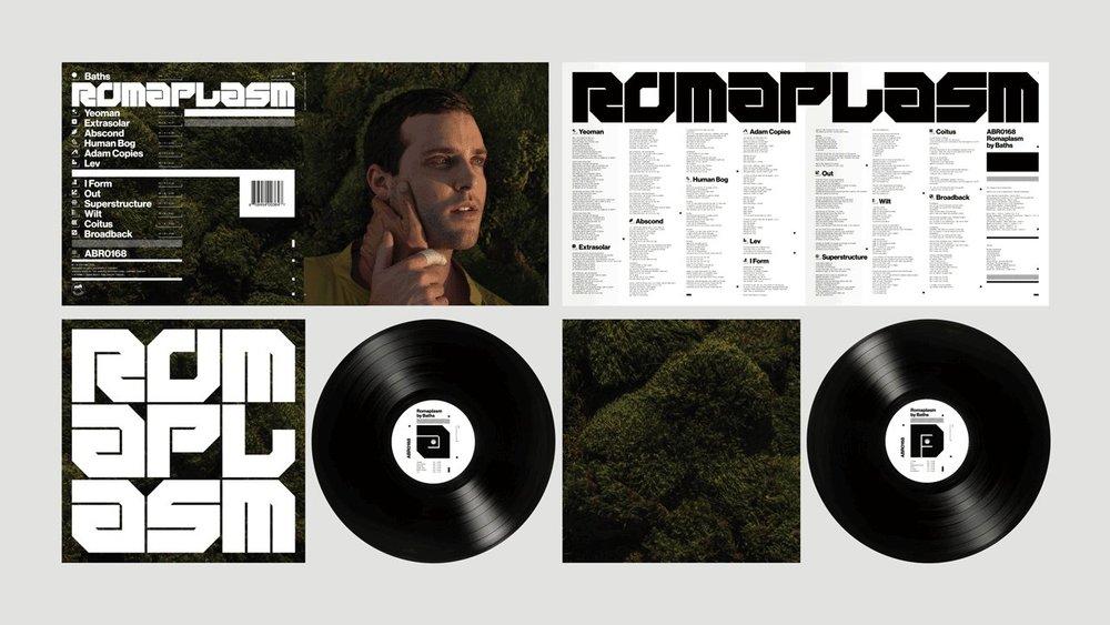 Cory Schmitz / Baths / Romaplasm / Album / 2017