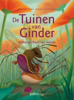 Kinderboek De Tuinen van Ginder - Achter de Poort van Heinde