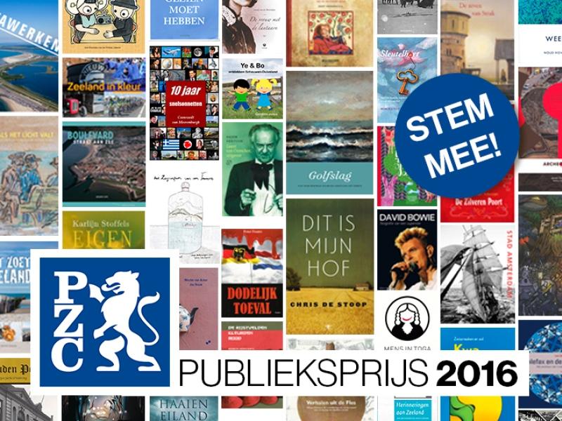 PZC Publieksprijs 2016 | kinderboek De Tuinen van Ginder | Rieks Veenker & Coen Hamelink