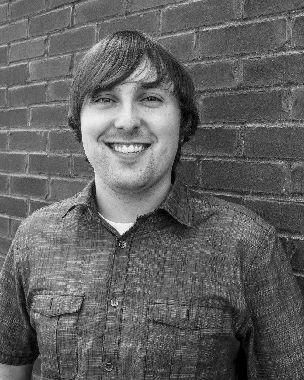 RYAN PUCK | CREATIVE SERVICES SPECIALIST