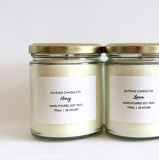 Valley Loves Lillydale Candle Co 1