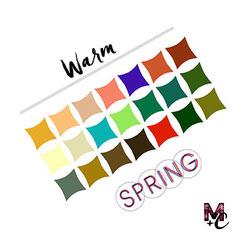 warm-spring-test-swatches
