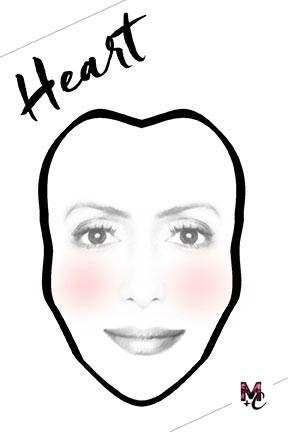 heart-shape-face