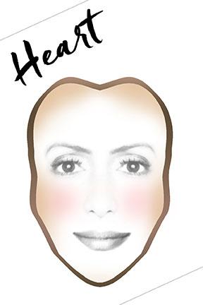 how-to-contour-heart-shape