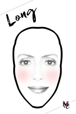 long-shape-face