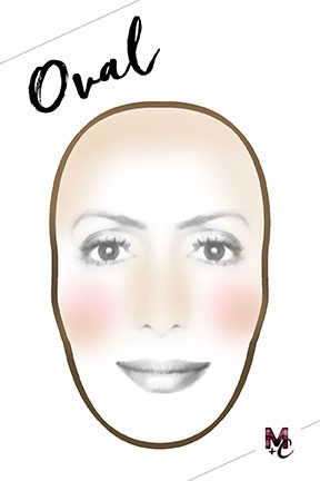 how-to-contour-oval-face