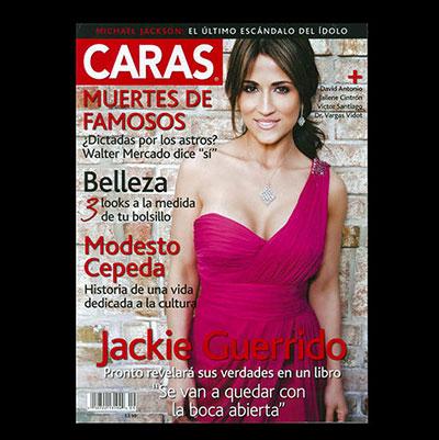 Caras Magazine Cover