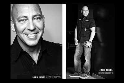 Newsboys - John James