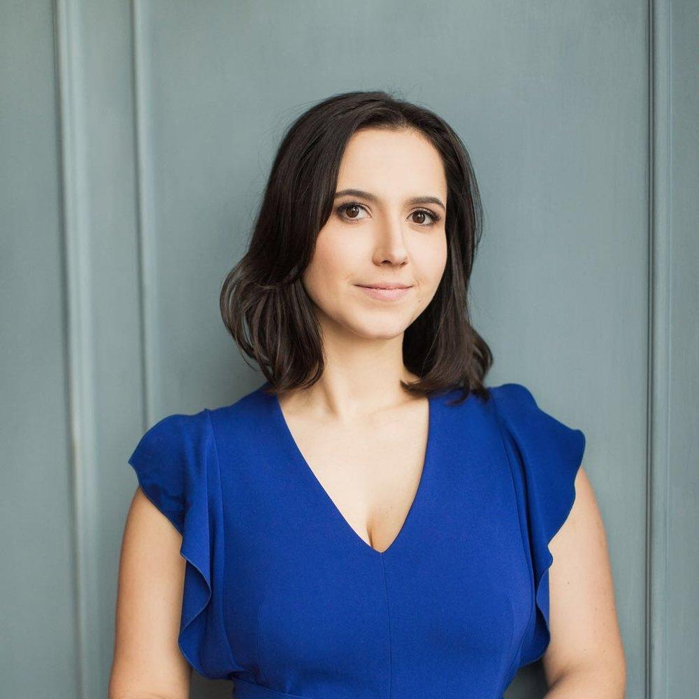 Yuliya Tabunova Administrator