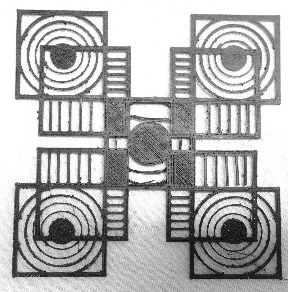 Ninja Flex 3D print