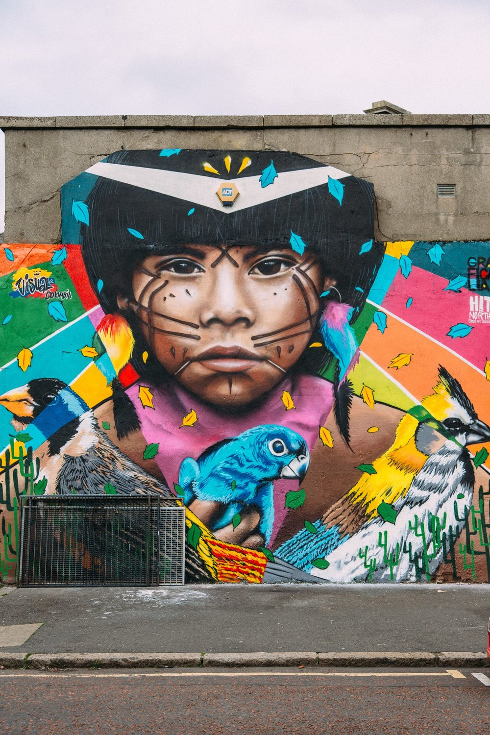 Hit the North Street Art Festival, Photo Courtesy of Neal Campbell