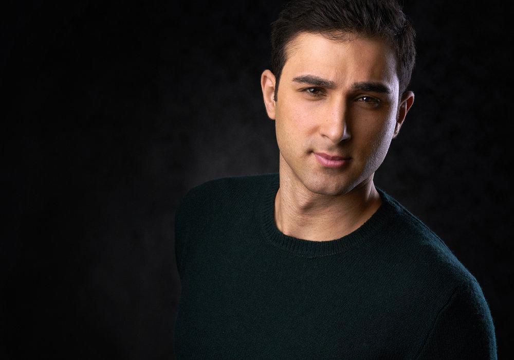 Michael Simsek, Actor & Filmmaker Portrait