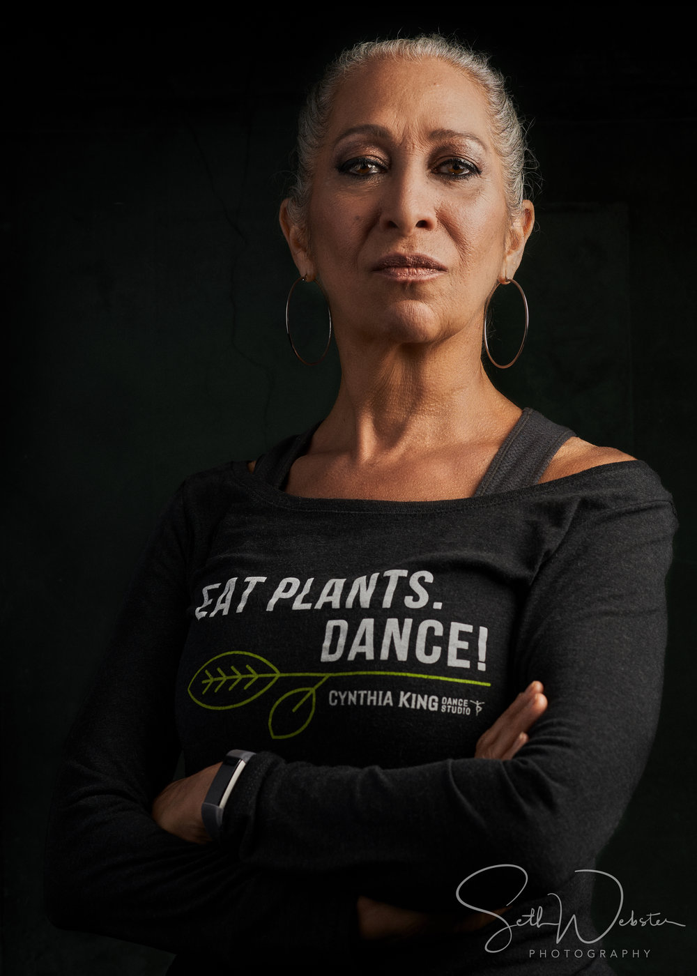 Cynthia King, Dance Teacher, Entrepreneur