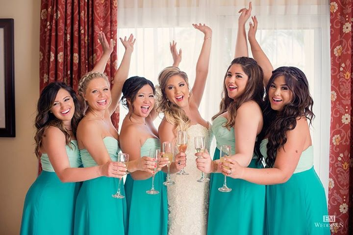 Cheers to booking your event!