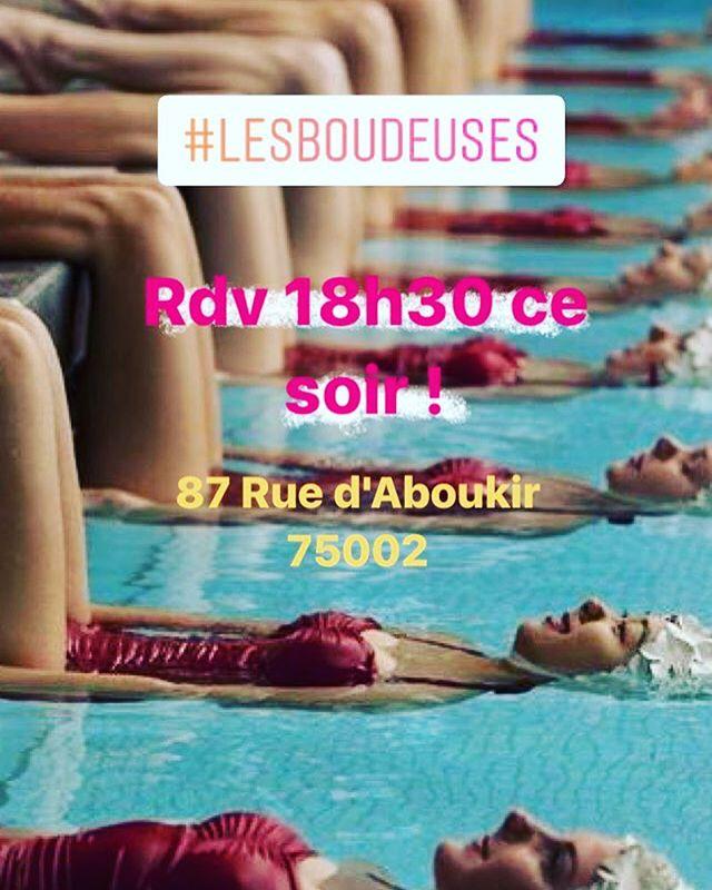 C'est parti ! Rdv à toutes ce soir pour l'inauguration des Boudeuses, dès 18h30, au 87 Rue d'Aboukir !  Avion pris non sans adrénaline, et je serai là ce soir ! Hâte de vous rencontrer/retrouver ! Des bisous ❤️️ #lesboudeuses #autre #popupstore #shopping #paris #love #fashion #placetobe #tonight #launchingparty #girls #inspiring #mood