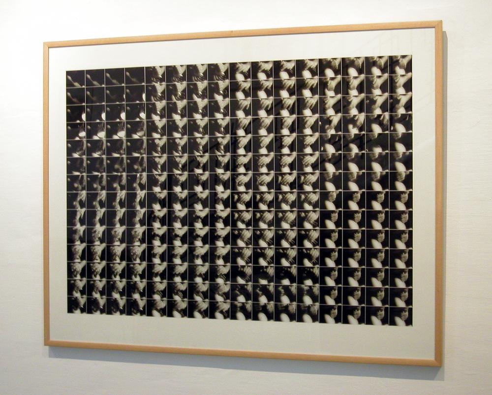 SENTENCE,  digital print , 170 x 100cm, 2002