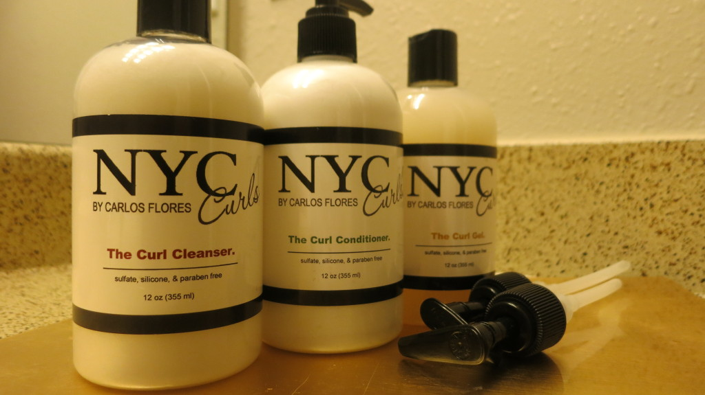 NYC Curls Product Review