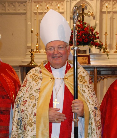 William Jay Lambert, Bishop of Episcopal Diocese of Eau Claire, WI