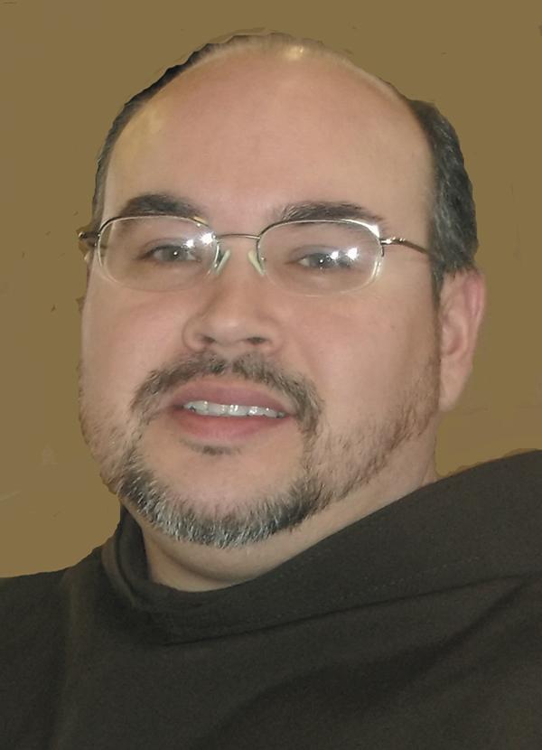 The Rev. Michael Newago, O.S.F.