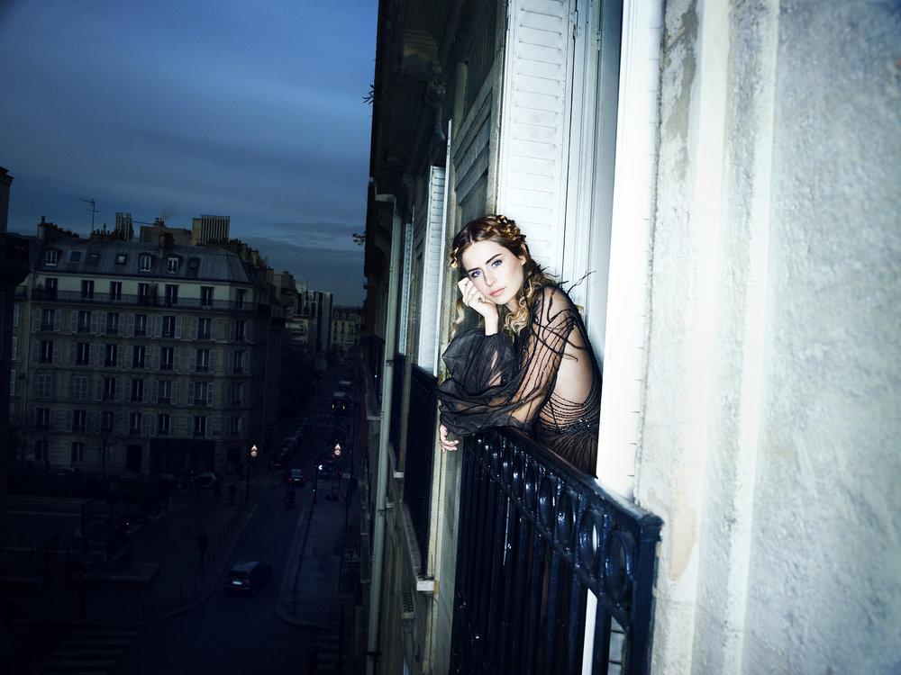 PFW17 Haute Couture - Editorial