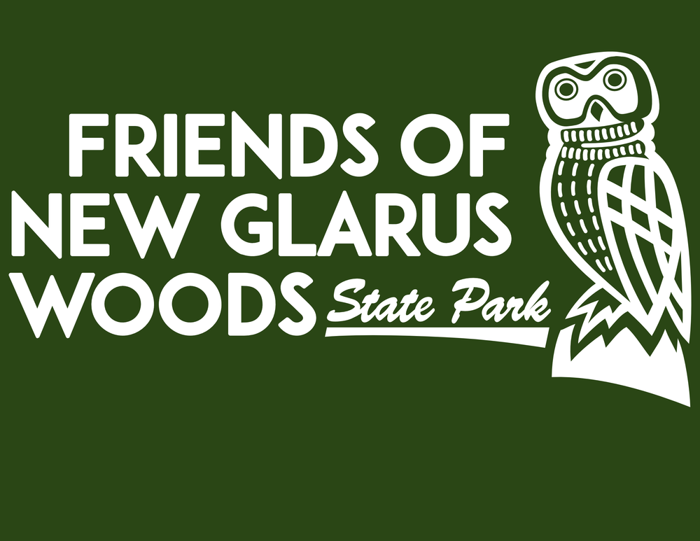 Friends of the New Glarus Woods State Park Logo