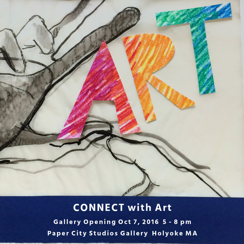 We are pleased to announce the Connect with Art gallery show! Everyone is invited!!