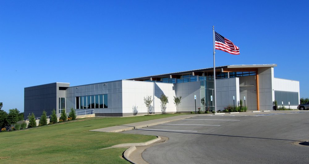 Ritter's headquarters in Jonesboro, Ark.