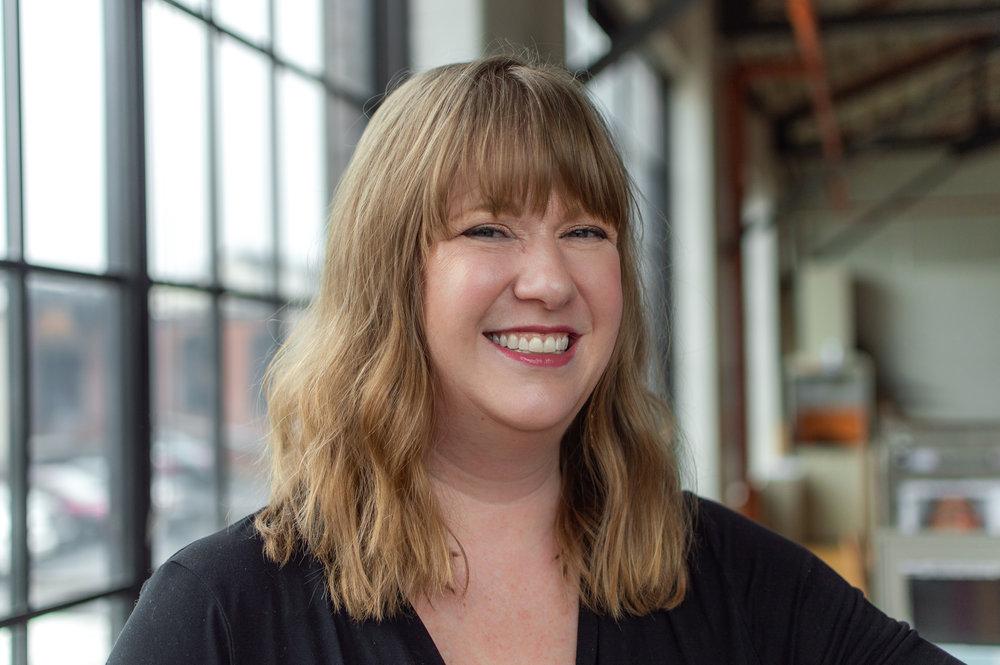 Meghan Boyd– Sr. Art Director