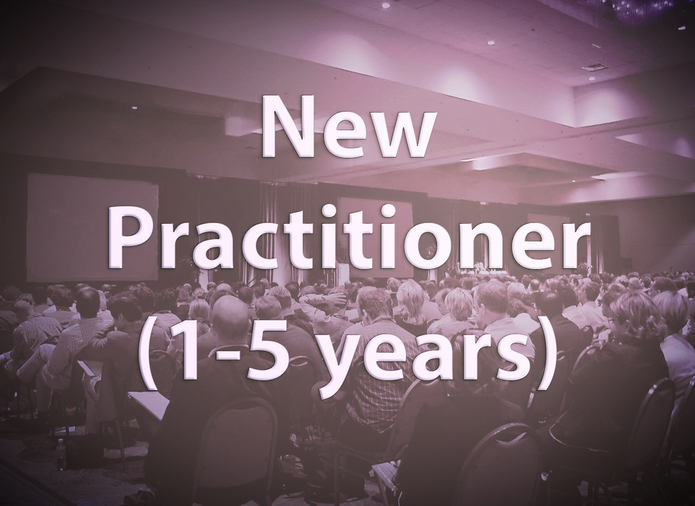 New Practicioner (1-5 years) from $175