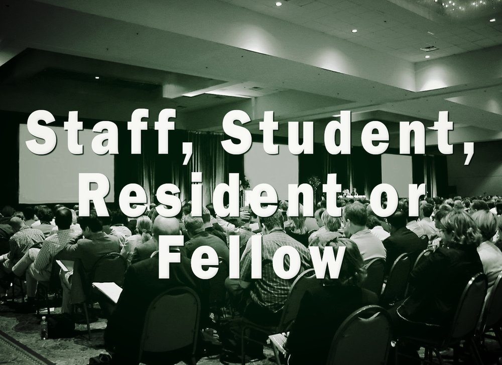 Student, Resident or Fellow from $125