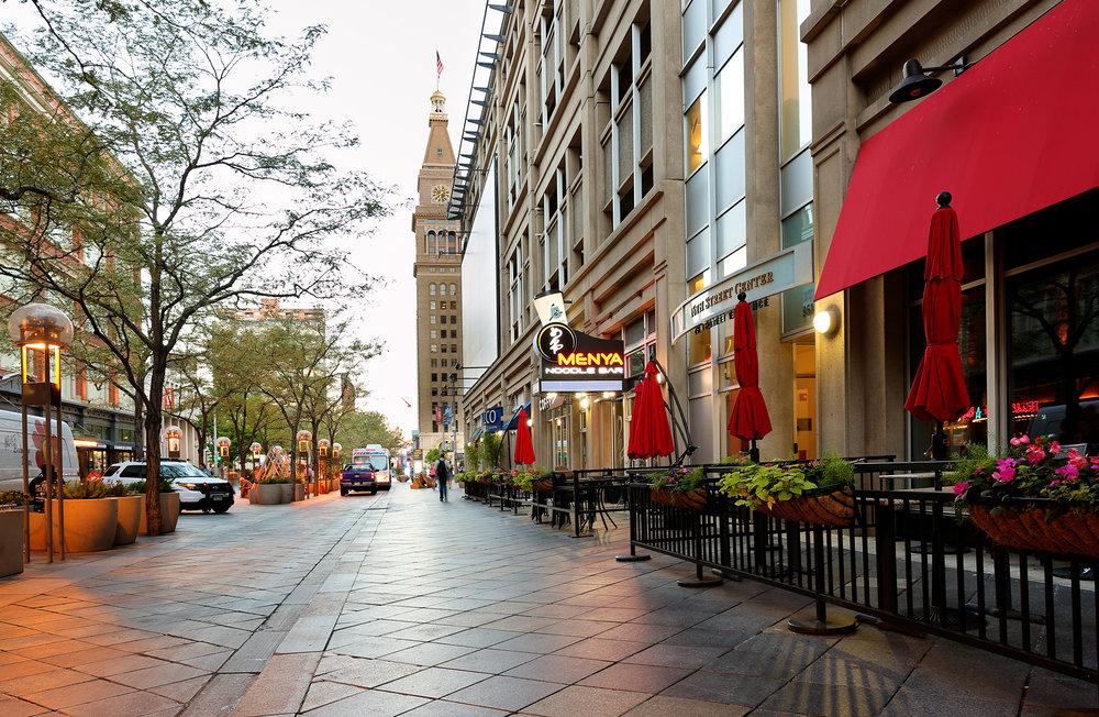 Renaissance Hotel – Denver Downtown City Center - Saturday, August 4, 2018