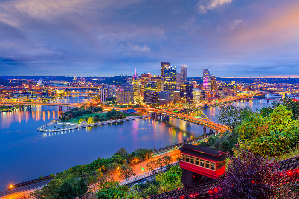 Pittsburgh Airport Marriott Hotel - Friday, Sept. 7 – Saturday, Sept. 8 , 2018