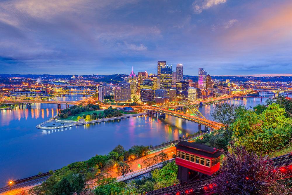 Pittsburgh Airport Marriott Hotel - Friday, Sept. 7 – Saturday, Sept. 8 , 2018