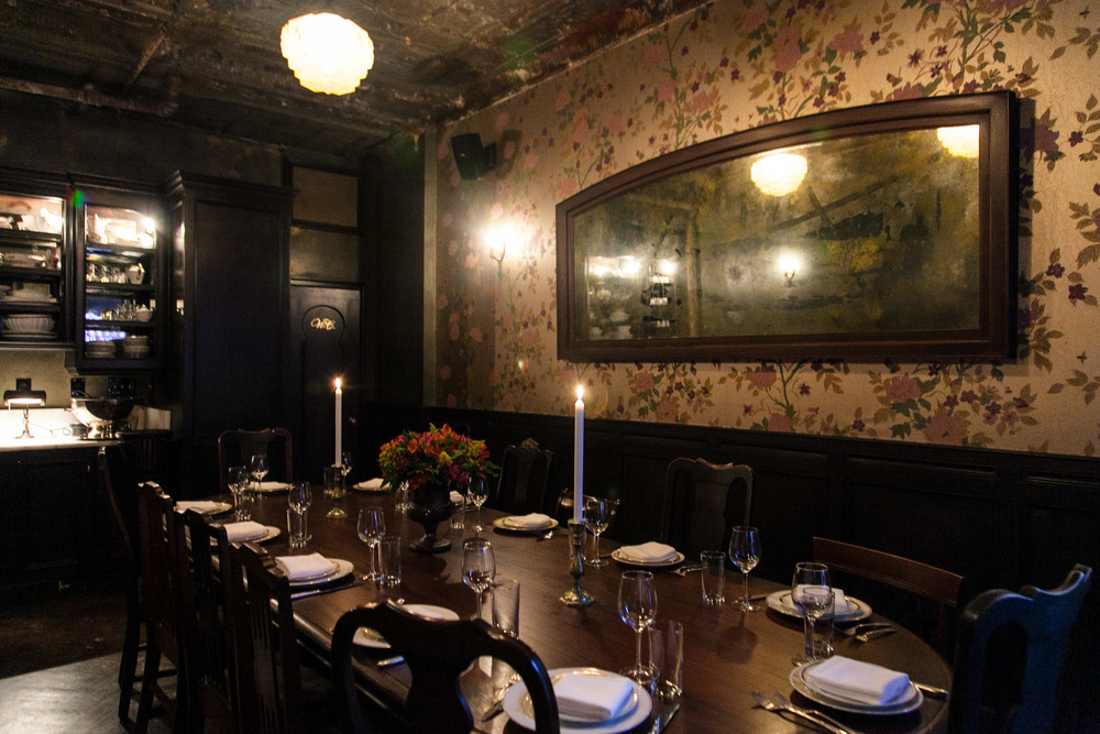 The Louie Is Our Beautiful 1920u0027s Styled Private Dining Room Located Next  Door To The Main Restaurant. We Offer The Finest Seasonal Customized  Prix Fixe ...