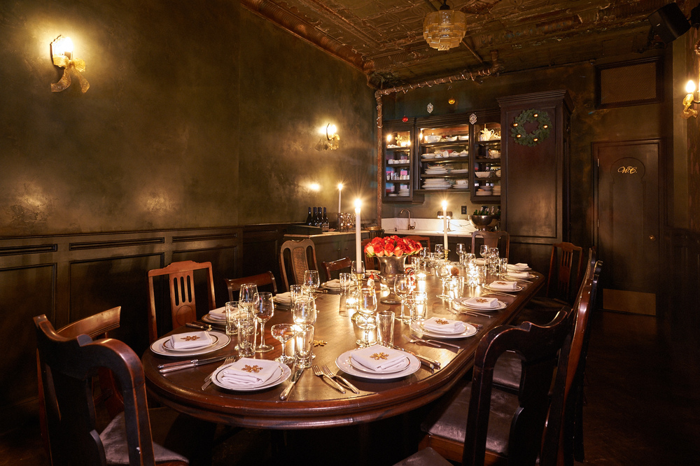 The Louie   Private Dining Room