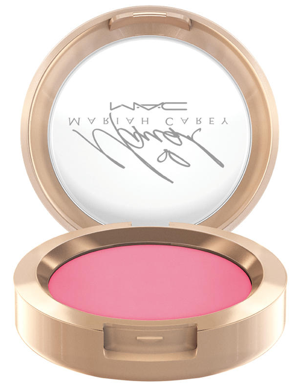 MAC Mariah Carey Powder Blush in You've Got Me Feeling, $24, Mariah Carey x MAC Cosmetics.  Photo: MAC Cosmetics