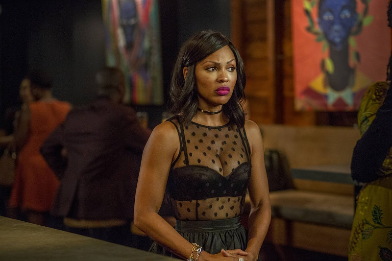 The star of the film, Gabby, played by none other than Meagan Good